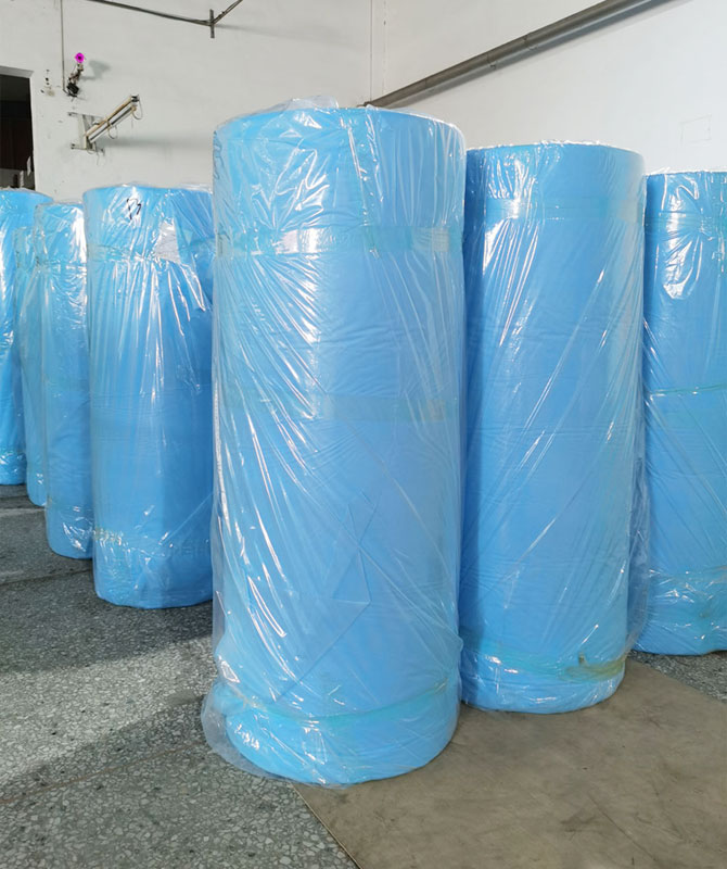 PE Coated Non-woven Fabric